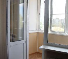 Новая балконная дверь