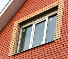 Пластиковое окно с утеплением