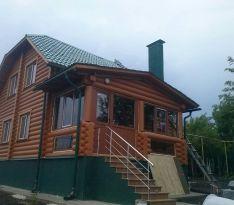 Остекление срубового дома