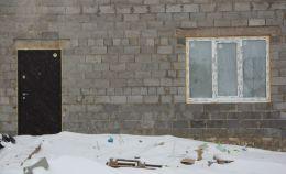 Установка пластикового окна на первом этаже