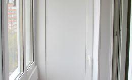Шкафа для хранения на балконе